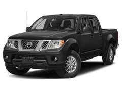 2018 Nissan Frontier SV Truck Crew Cab 1N6AD0FV8JN701799 for sale in Manahawkin, NJ at Causeway Nissan