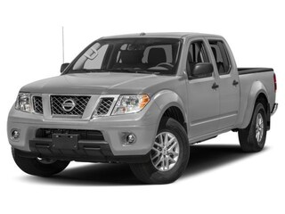 New 2018 Nissan Frontier SV Truck for sale in Lebanon, NH
