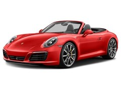2018 Porsche 911 Carrera Convertible