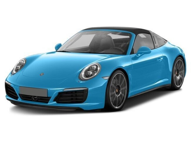 NEW 2018 Porsche 911 Targa 4S Coupe in Los Angeles