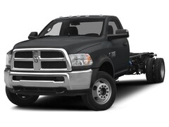 New 2018 Ram 3500 Chassis Tradesman/SLT Truck Regular Cab in Fayetteville