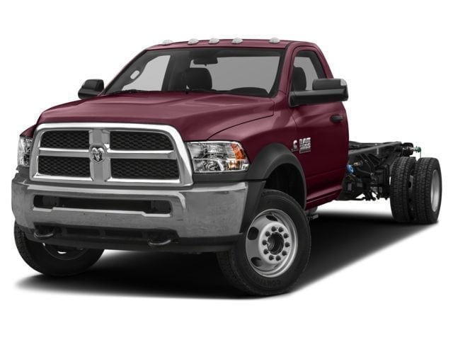 New 2018 Ram 4500 Chassis Tradesman/SLT Truck Regular Cab for sale in Scranton, PA