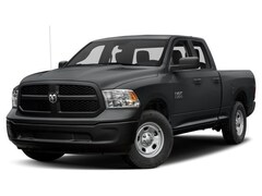 New 2018 Ram 1500 Express Truck Quad Cab in Fitchburg, MA