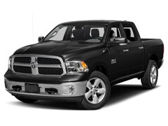 New 2018 Ram 1500 Big Horn Truck Crew Cab in Raleigh NC