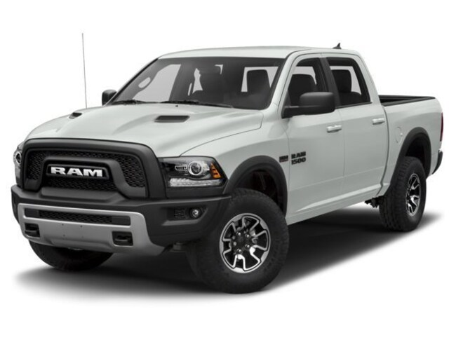 New 2018 Ram 1500 Rebel Truck Crew Cab in El Paso