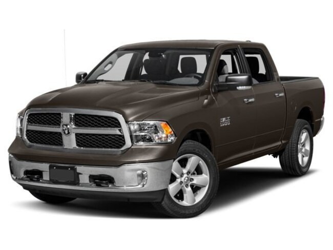 New 2018 Ram 1500 Big Horn Truck Crew Cab in Placerville