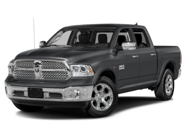 New 2018 Ram 1500 Laramie Truck Crew Cab for sale in Cooperstown, ND at V-W Motors, Inc.