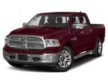 2018 Ram 1500 Limited Truck Crew Cab