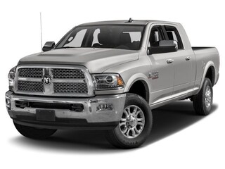 New 2018 Ram 2500 Laramie Truck Mega Cab 3C6UR5NL2JG180139 for sale in Grandview, WA at Mid Valley Chrysler Jeep Dodge