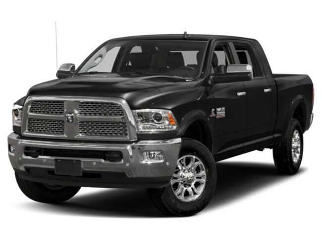 New 2018 Ram 3500 Laramie Dually Truck Mega Cab in Kernersville, Greensboro, Winston-Salem and High Point Area