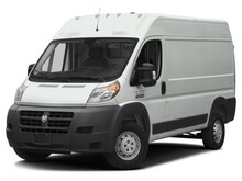 2018 Ram ProMaster 1500 Base 1500 High Roof 136 WB