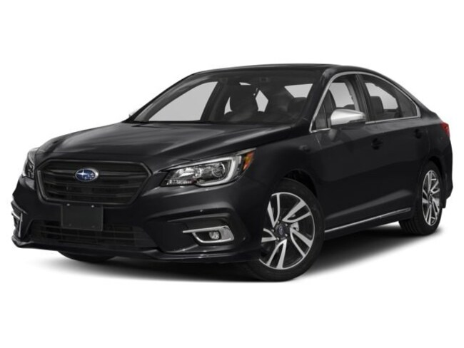 2018 Subaru Legacy 2.5i Sport with EyeSight, Blind Spot Detection, Rear Cross Traffic Alert, High Beam Assist, Navigation, and Starlink Sedan