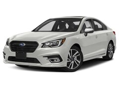 2018 Subaru Legacy 2.5i Sport with EyeSight, Blind Spot Detection, Rear Cross Traffic Alert, High Beam Assist, Navigation, and Starlink SB180504 for sale in Brunswick, OH at Brunswick Subaru