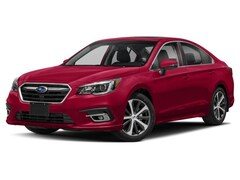 2018 Subaru Legacy 2.5i Limited with EyeSight, High Beam Assist, Navigation, Reverse Auto Braking, LED Headlights, Steering Responsive Headlights, and Starlink Sedan for sale in Ogden, UT at Young Subaru