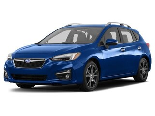 2018 Subaru Impreza Limited Opt 31 Hatchback