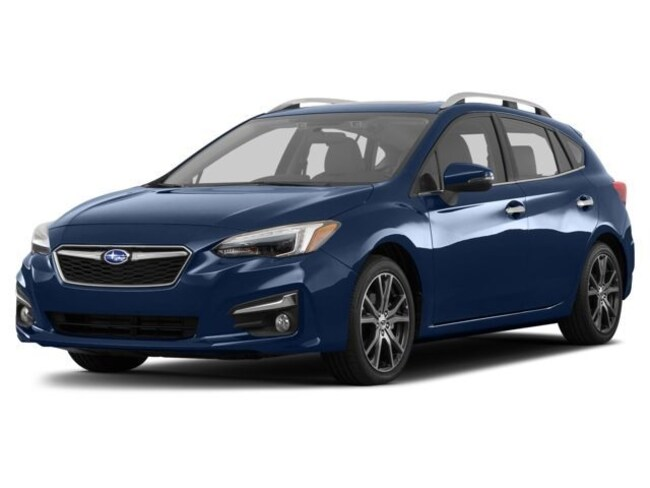 New 2018 Subaru Impreza 2.0i Limited 5dr with EyeSight, Moonroof, Navigation, Blind Spot Detection & Starlink Sedan near Jersey City