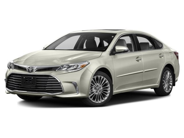 New 2018 Toyota Avalon Limited Sedan in Glendora, CA