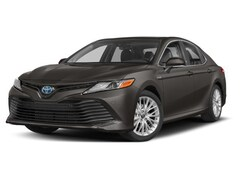 New 2018 Toyota Camry Hybrid SE Sedan in Helena, MT