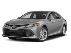 New 2018 Toyota Camry Hybrid XLE Sedan in Helena, MT