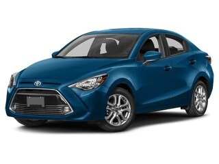 2018 Toyota Yaris iA Base M6 Sedan