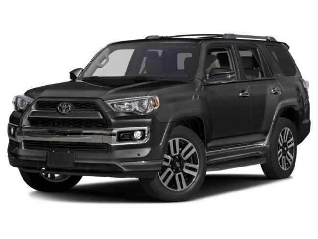 New 2018 Toyota 4Runner Limited SUV for sale in the Brunswick, OH