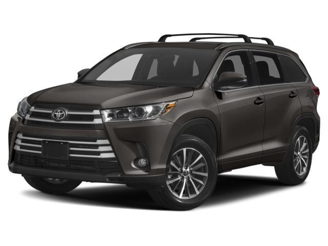 New 2018 Toyota Highlander Hays Dodge City Garden City KS