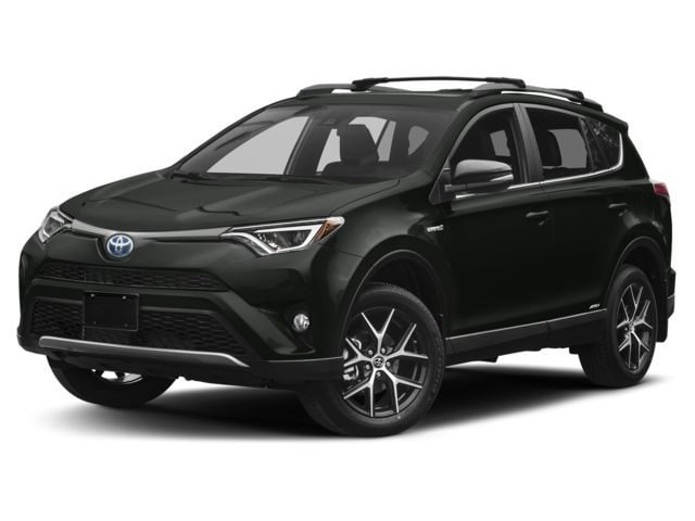 new 2018 Toyota RAV4 Hybrid SE SUV in Nashville, TN