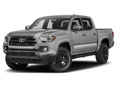 New 2018 Toyota Tacoma SR5 V6 Truck Double Cab 938218 in Chico, CA