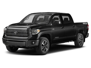 2018 Toyota Tundra Limited CrewMax 5.5 Bed 5.7L Truck CrewMax