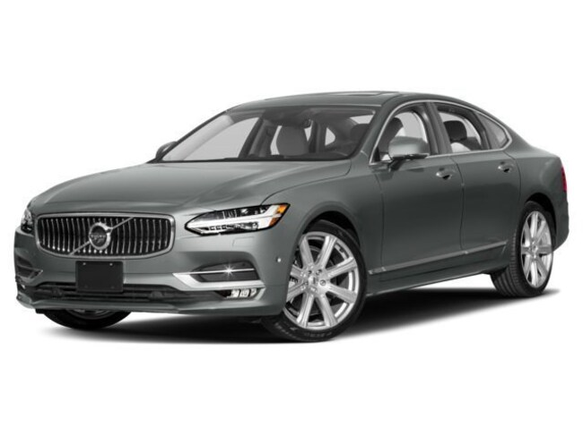 New 2018 Volvo S90 T6 AWD Momentum Sedan in Santa Fe, NM