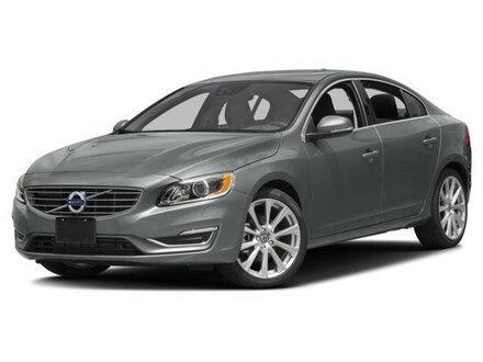 2018 Volvo S60 Inscription T5 Inscription Sedan