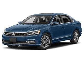New 2018 Volkswagen Passat 2.0T S Sedan in Garden Grove north Orange County