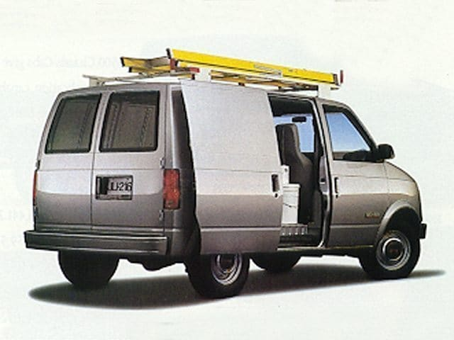 1993 GMC Safari M10