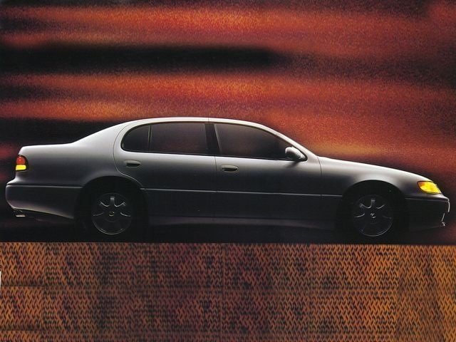 1993 LEXUS GS 300 Base Sedan