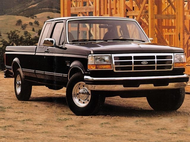 1995 Ford F-250 Truck