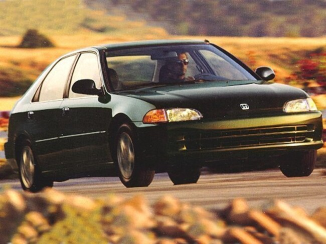 1995 Honda Civic EX Sedan