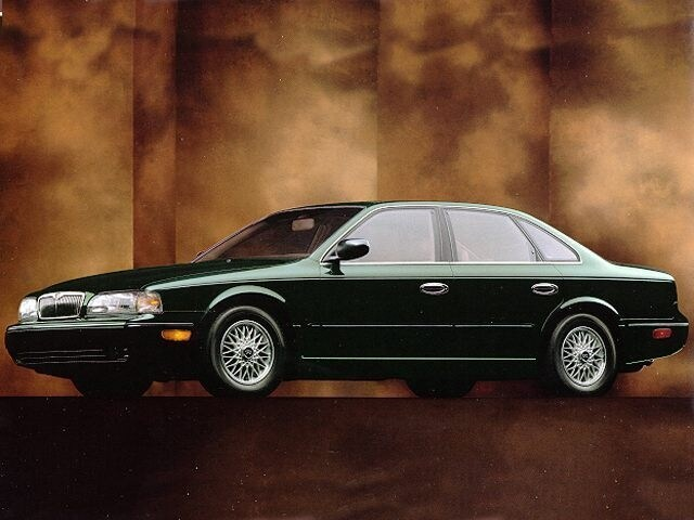 1995 Infiniti Q45 Luxury Performance 4dr Sedan Sedan