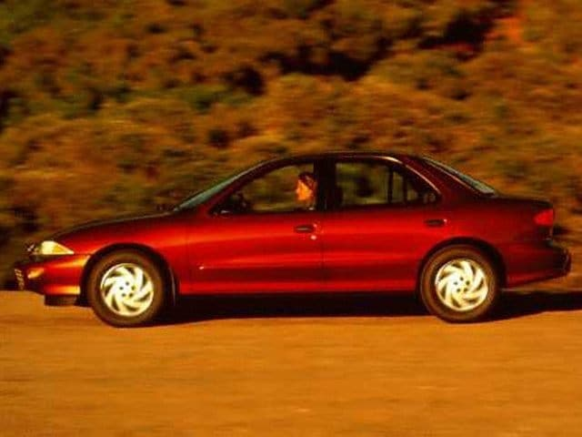 Used 1996 Chevrolet Cavalier 4dr Sdn Sedan in Beaumont