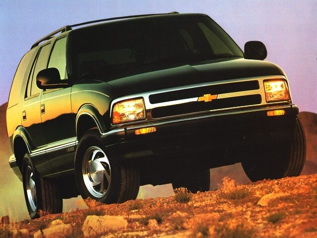 1996 Chevrolet Blazer Base SUV