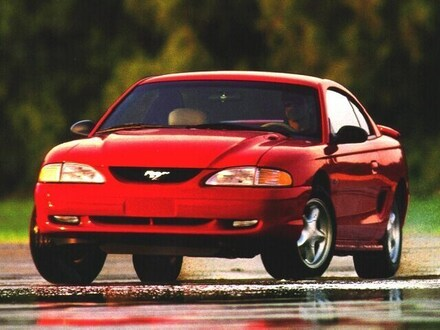1996 Ford Mustang Base Sporty Car