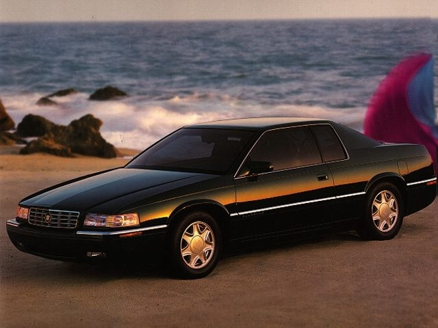 Used 1997 CADILLAC ELDORADO Base Coupe near Allentown