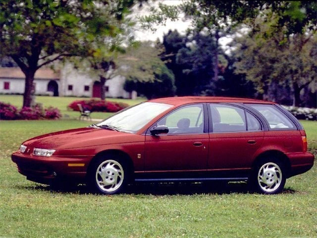 1997 Saturn SW2 Base Wagon