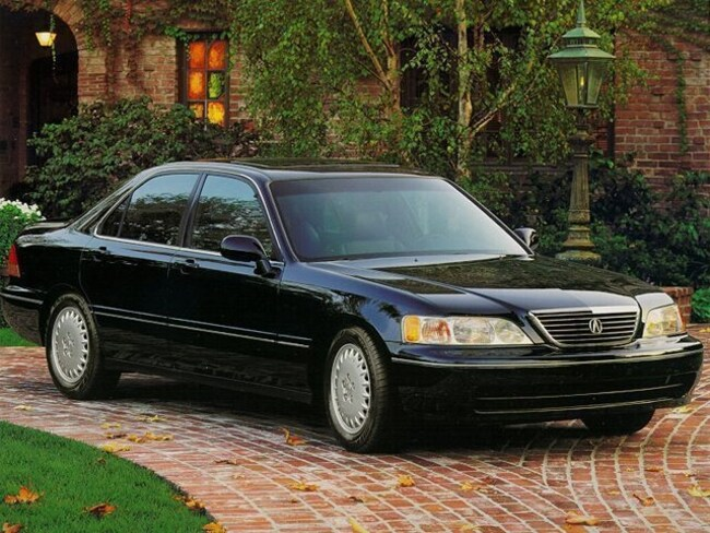 1998 Acura RL 3.5 Premium Package Sedan