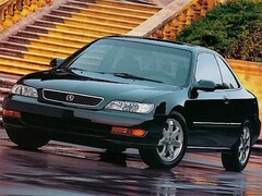 1998 Acura CL 3.0 Premium Package Coupe