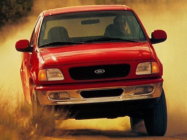 1998 Ford F150 Super Cab Short Bed Truck Super Cab