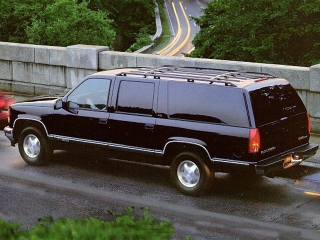 Used 1998 GMC Suburban Sport Utility in the Greater St. Paul & Minneapolis Area
