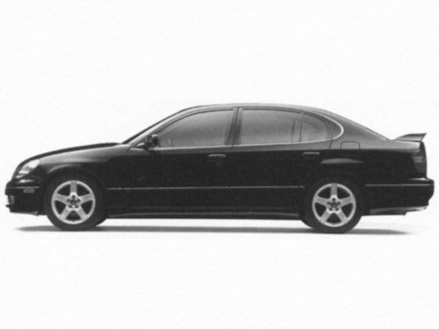 1998 LEXUS GS 400 4DR SDN Sedan