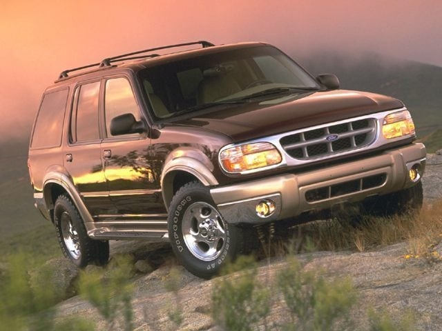 1999 Ford Explorer SUV