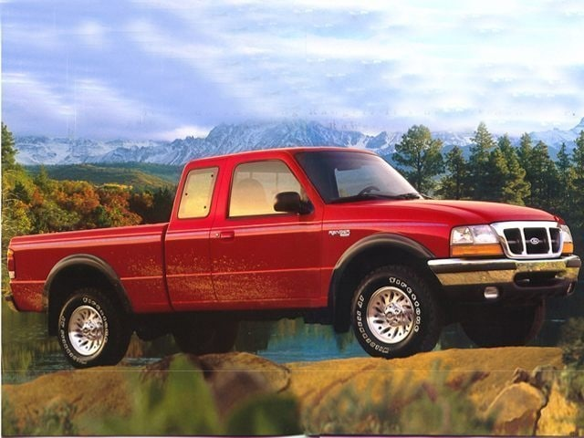 1999 Ford Ranger XL Truck Super Cab