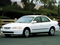 1999 Honda Accord Sdn LX Sedan